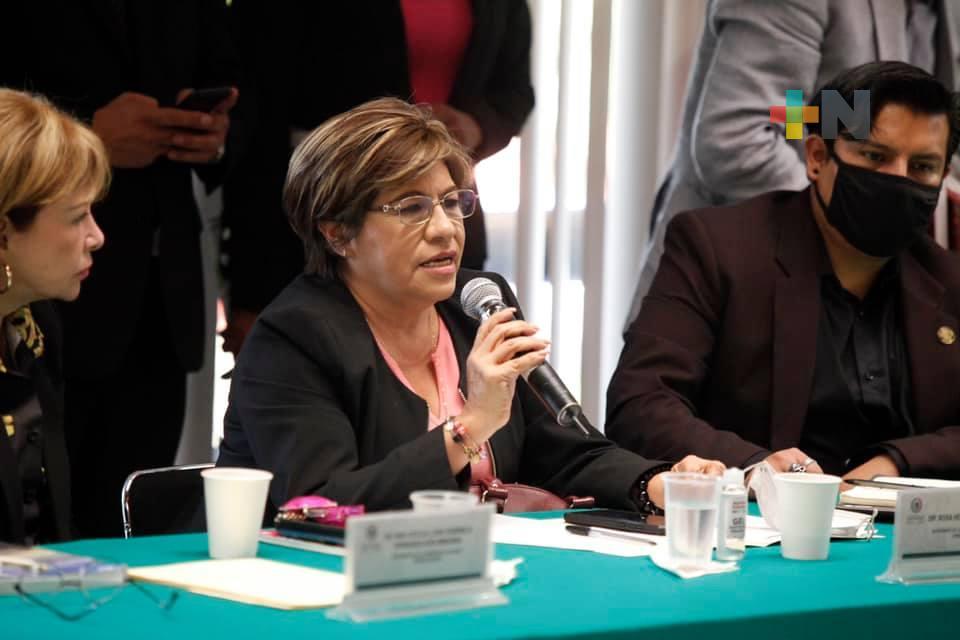 Es un honor participar en la Comisión de Cultura y Cinematografía: Rosa María Hernández