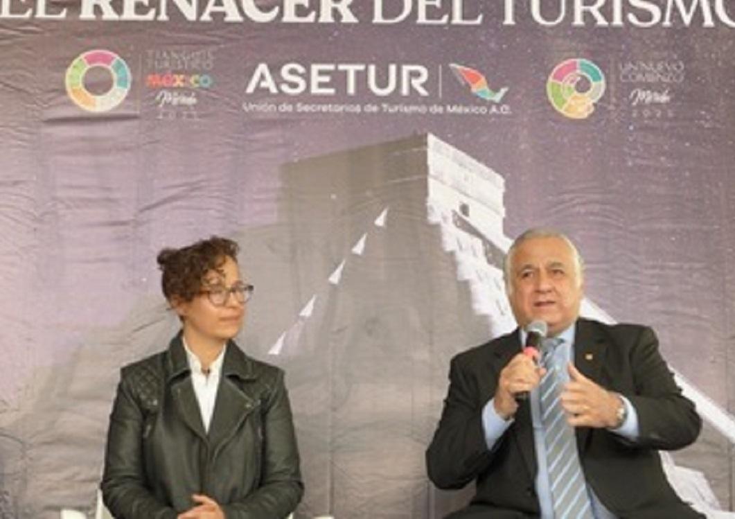 Tianguis Turístico en Mérida será inaugurado por el Presidente López Obrador