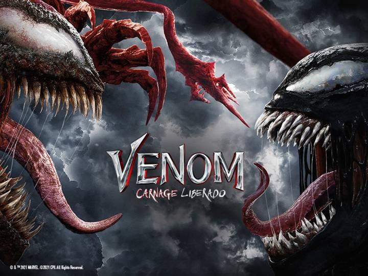 Este miércoles, el estreno de Venom: Carnage Liberado