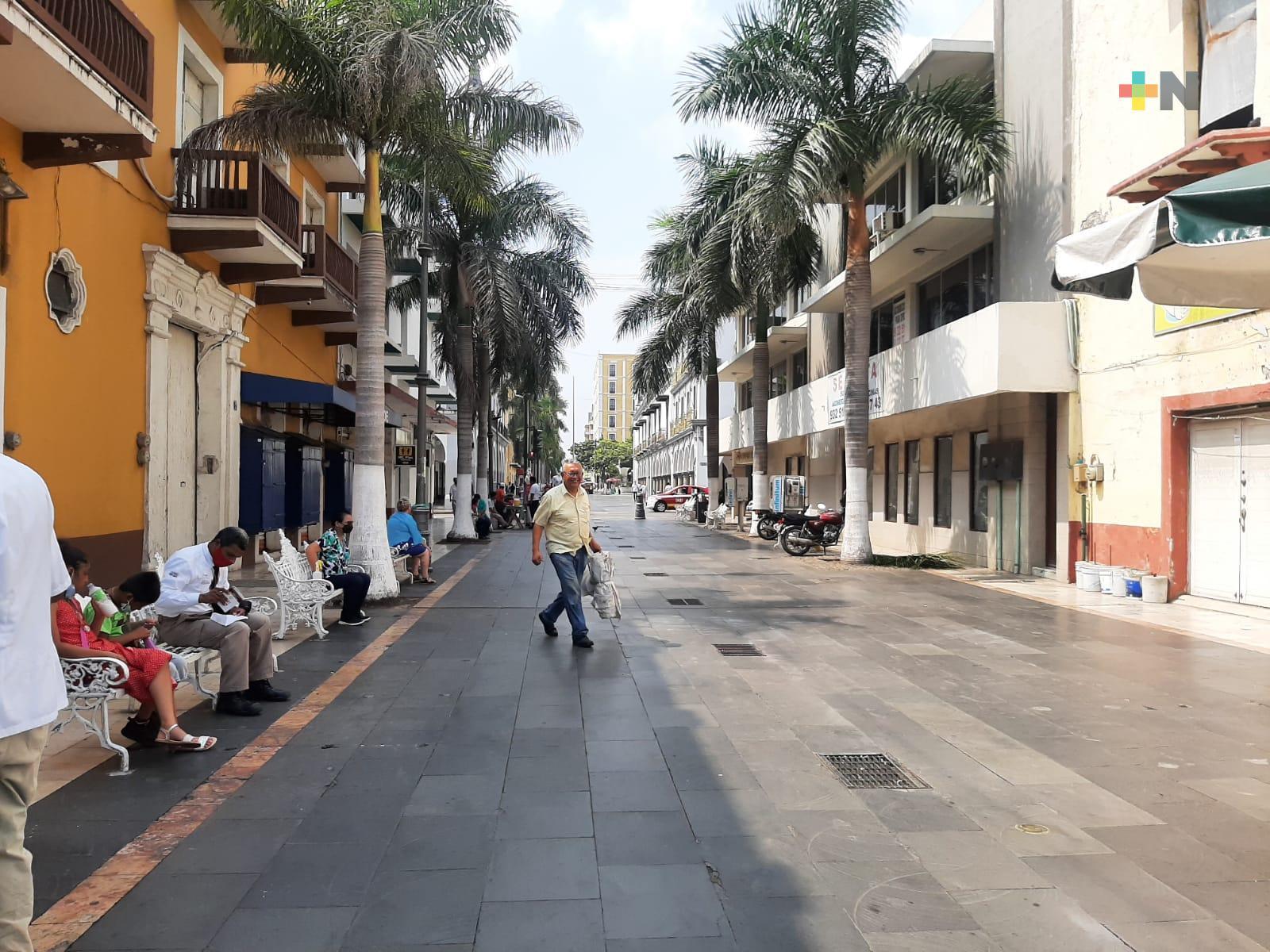 Aunque otoño está presente, en Veracruz siguen las temperaturas elevadas