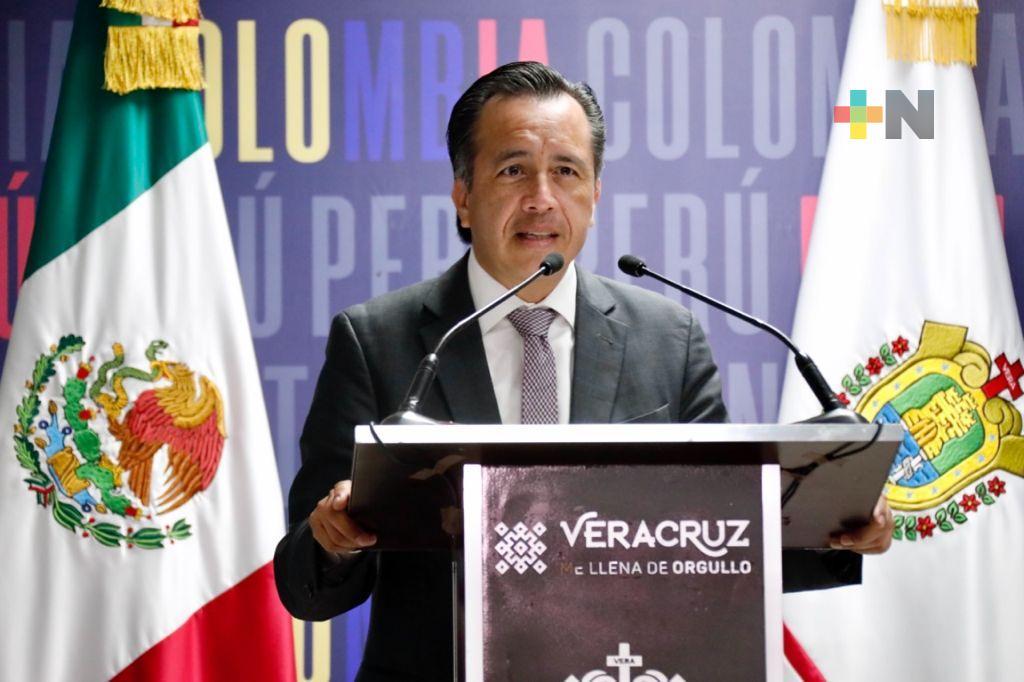 Actuar con apego a la ley es obligación; debemos lograrlo sin lesionar ningún derecho: Cuitláhuac García
