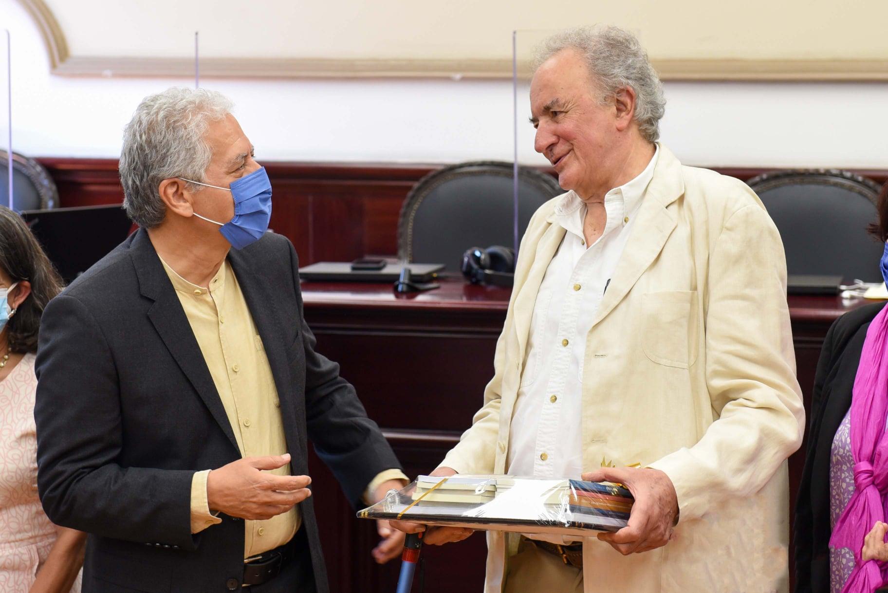 Guillermo Barclay, ciudadano distinguido de Xalapa