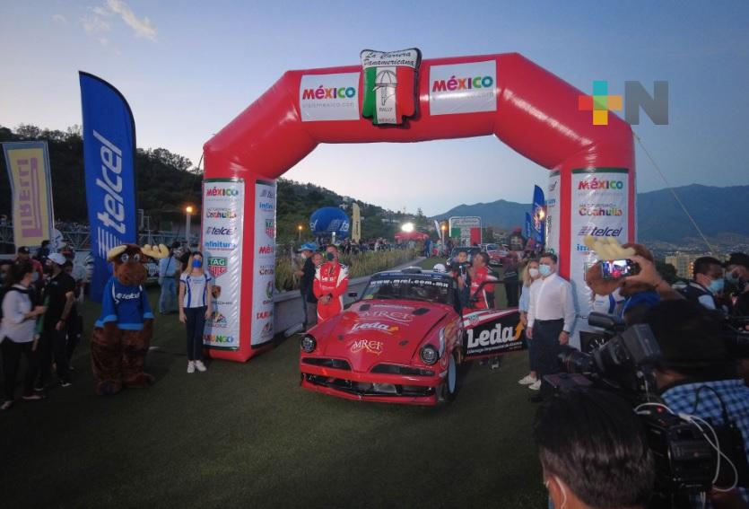 En Veracruz iniciará la edición #34 de la Carrera Panamericana