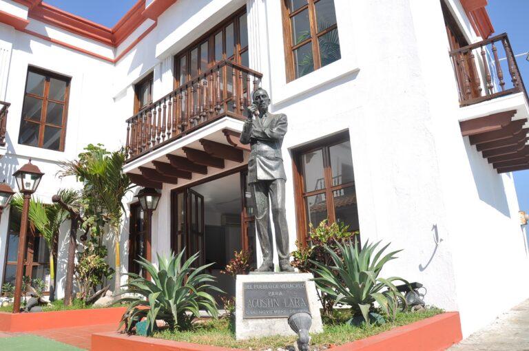 Invita IVEC al Festival Agustín Lara 2021