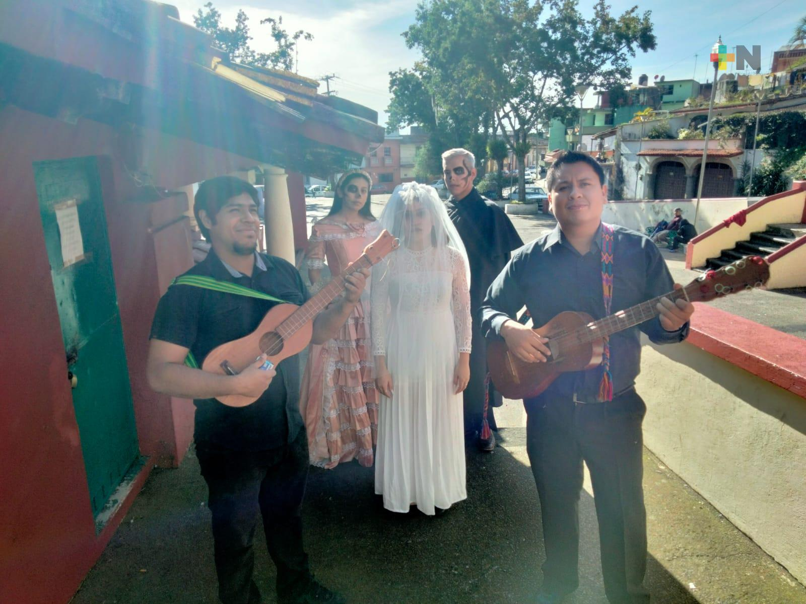 Grupo Jarocho Trip invita a su recorrido de leyendas, en Xalapa