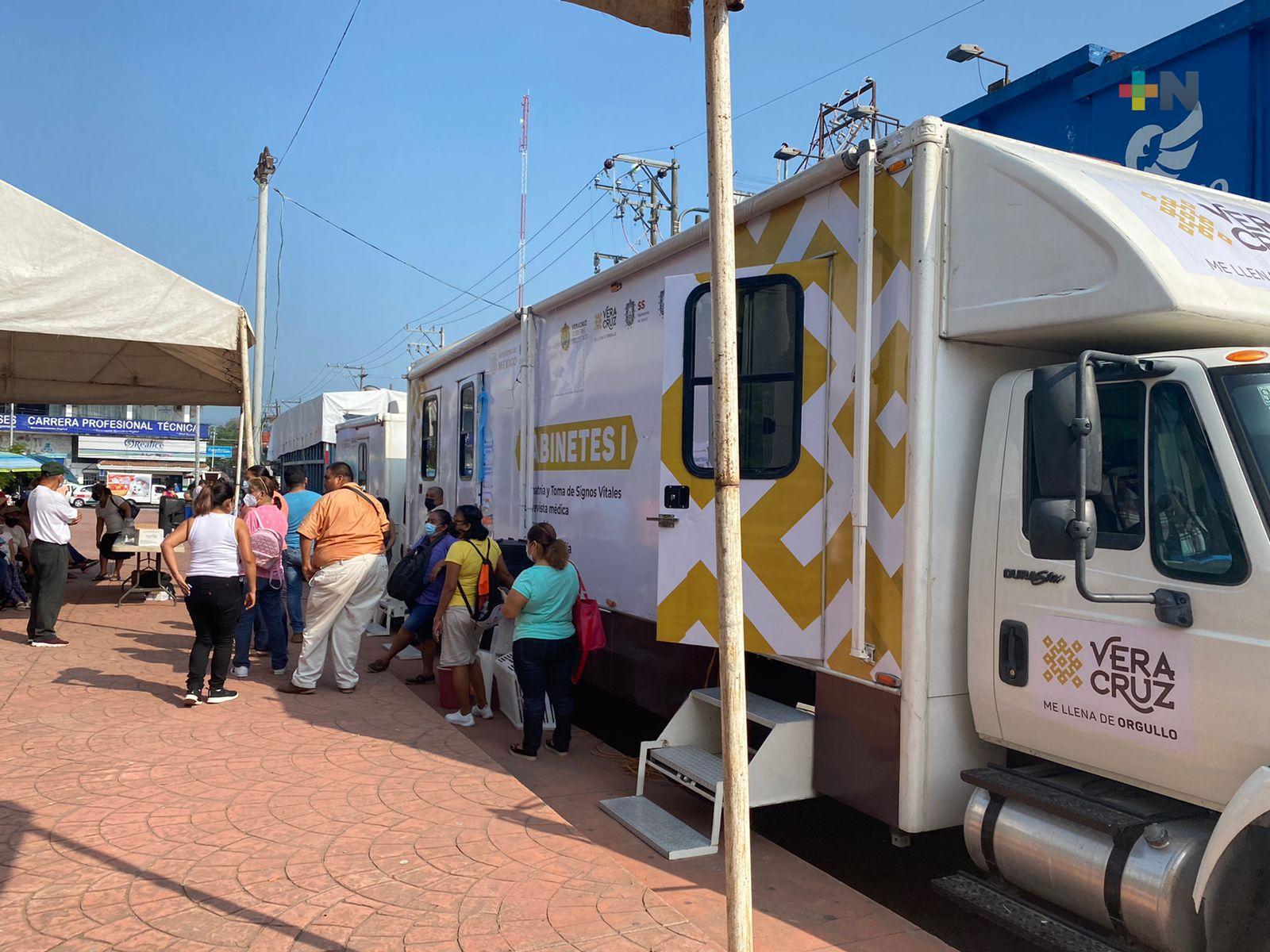 En Martínez de la Torre, un éxito Jornadas de Salud Itinerantes