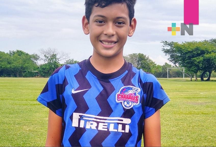 Daniel Castillo, un charal con el ADN del goleador