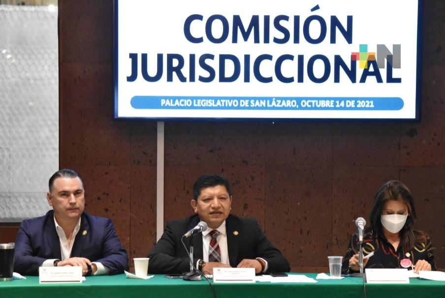 Jaime Humberto Pérez asumió la Comisión Jurisdiccional, en la Cámara de Diputados