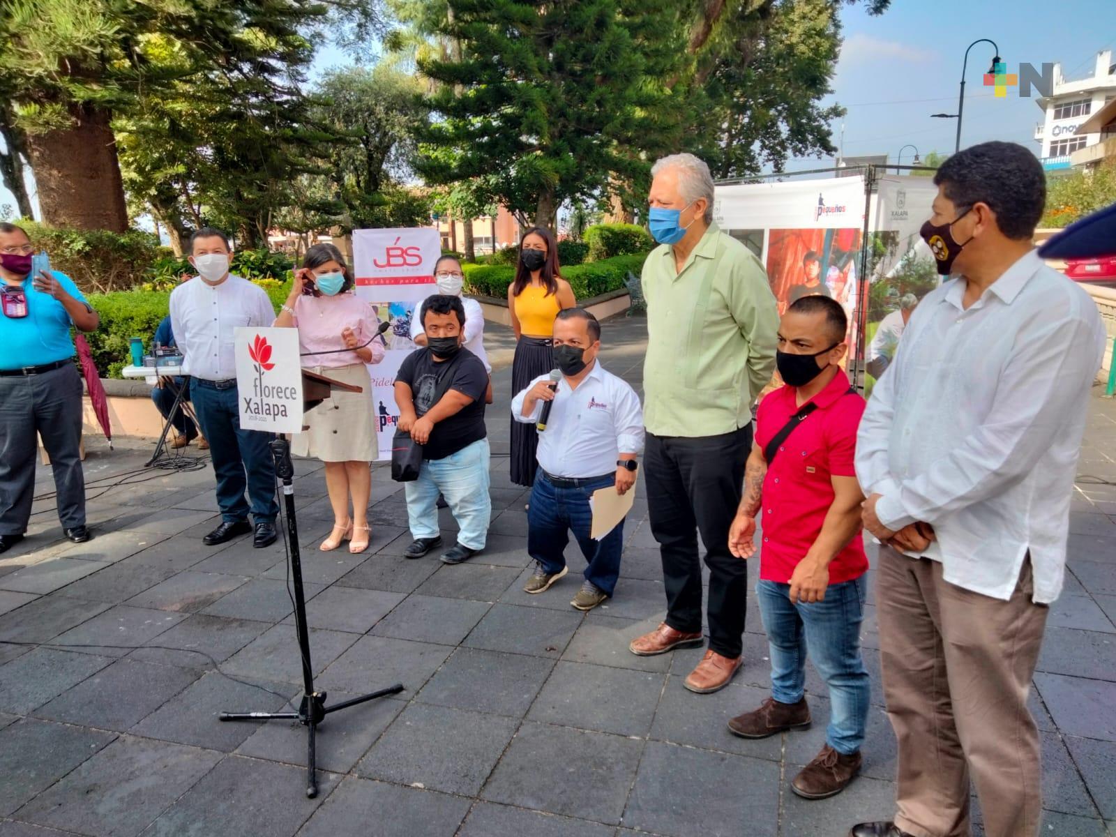 «Gente pequeña» pugna por adecuación de espacios y servicios públicos