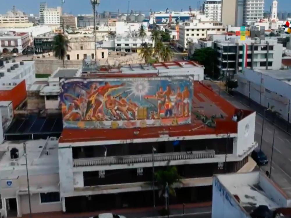 Este año se cumplieron tres décadas de la requisa del puerto de Veracruz
