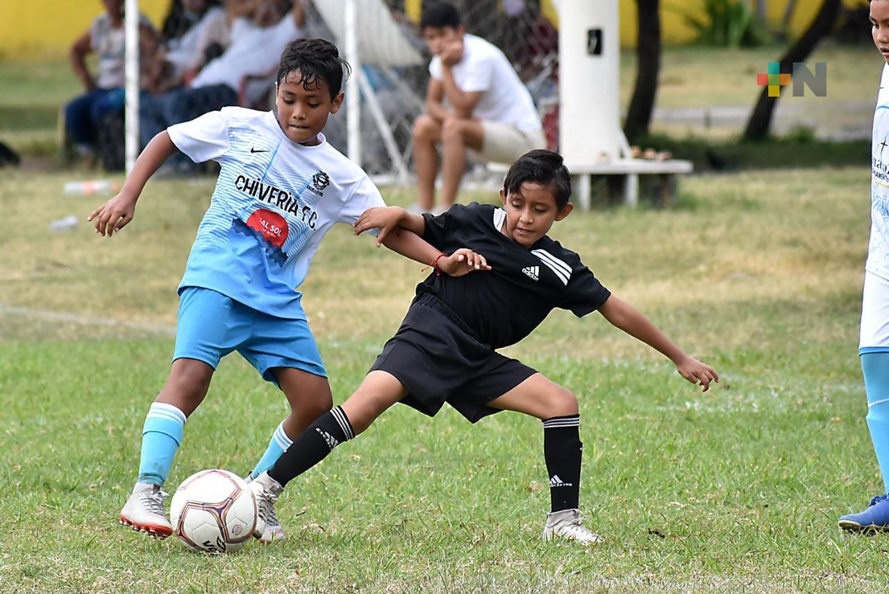 Se juega la fecha 3 del torneo de Copa de la Municipal
