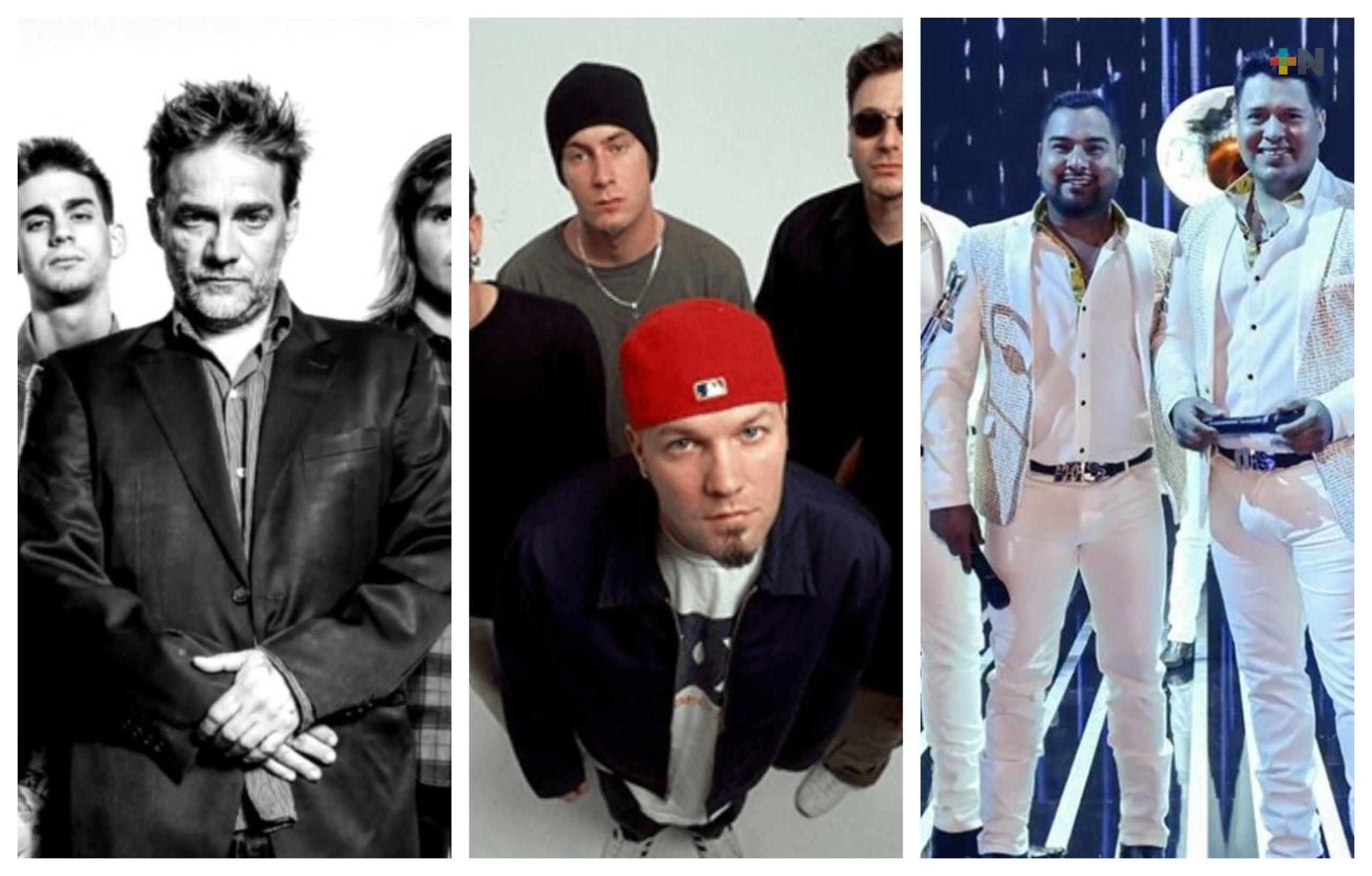 Limp Bizkit, Fabulosos Cadillacs y Banda MS estarán en el Festival Vive Latino 2022