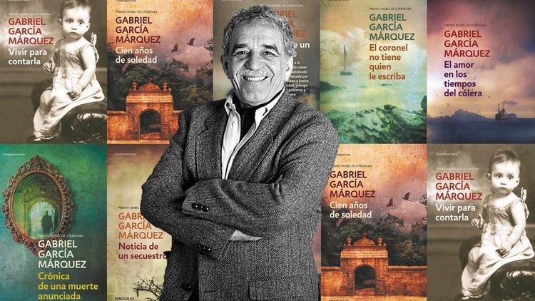 Liberan libros de Gabriel García Márquez para disfrutar durante la cuarentena