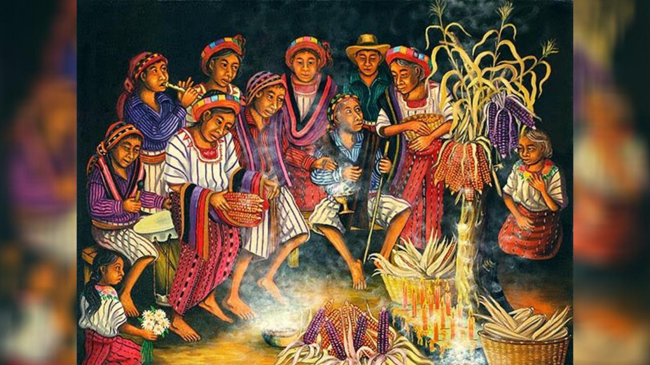 Somos pueblo de maíz. La ofrenda del elote en la huasteca veracruzana.