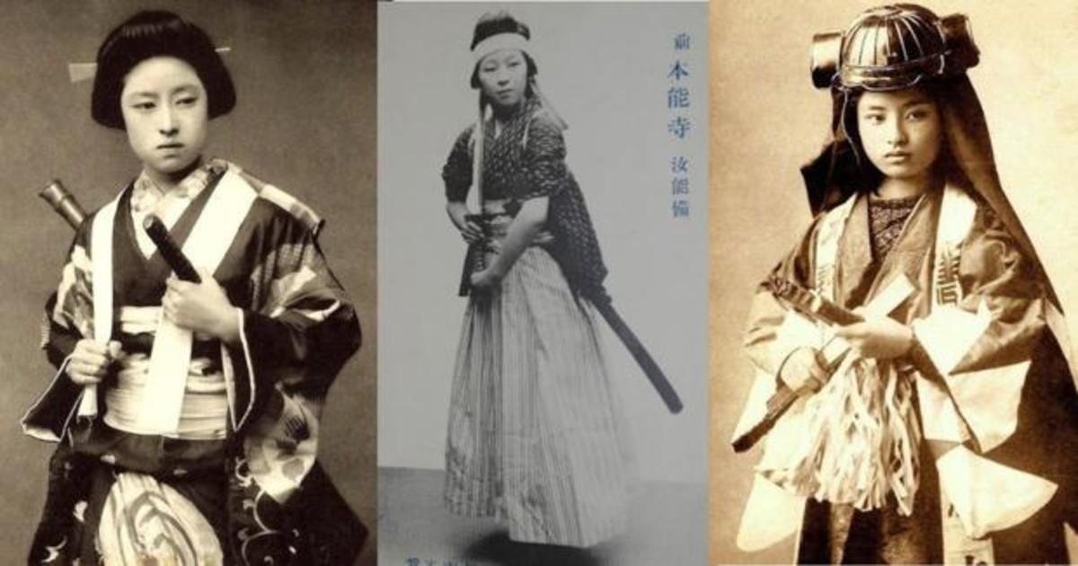 Onna Bugeisha, el selecto grupo de intrépidas heroínas en Japón.