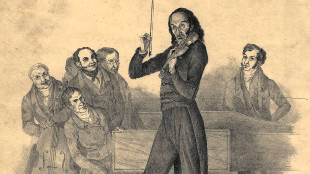 Niccolò Paganini: el violinista del diablo