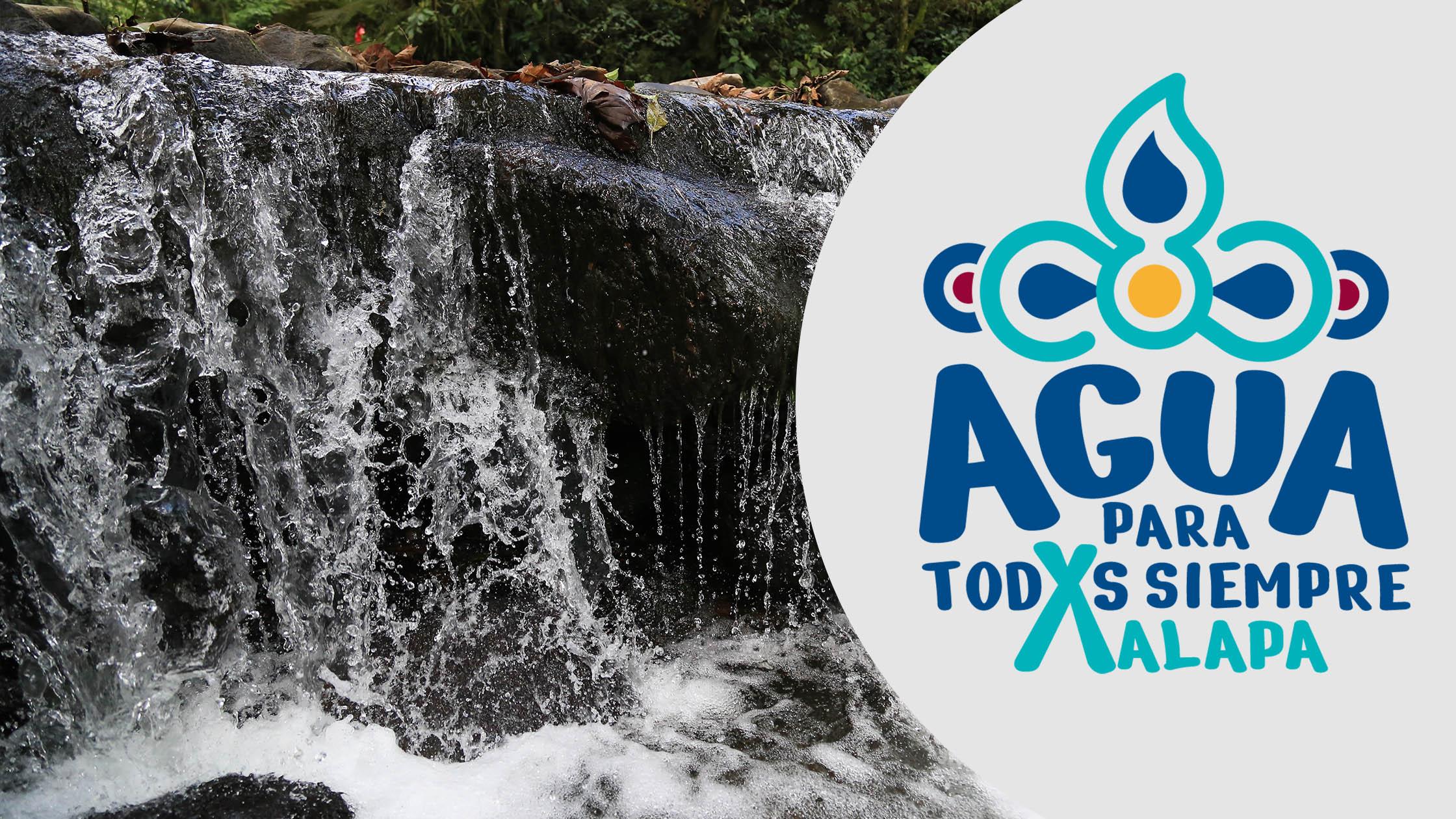 Crean alianza para alcanzar la resiliencia hídrica en Xalapa