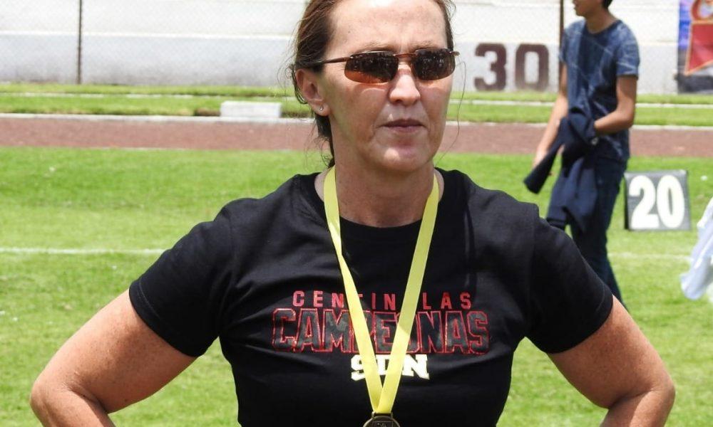 Coaches mujeres; Claudia Álvarez, 28 años formando jugadores