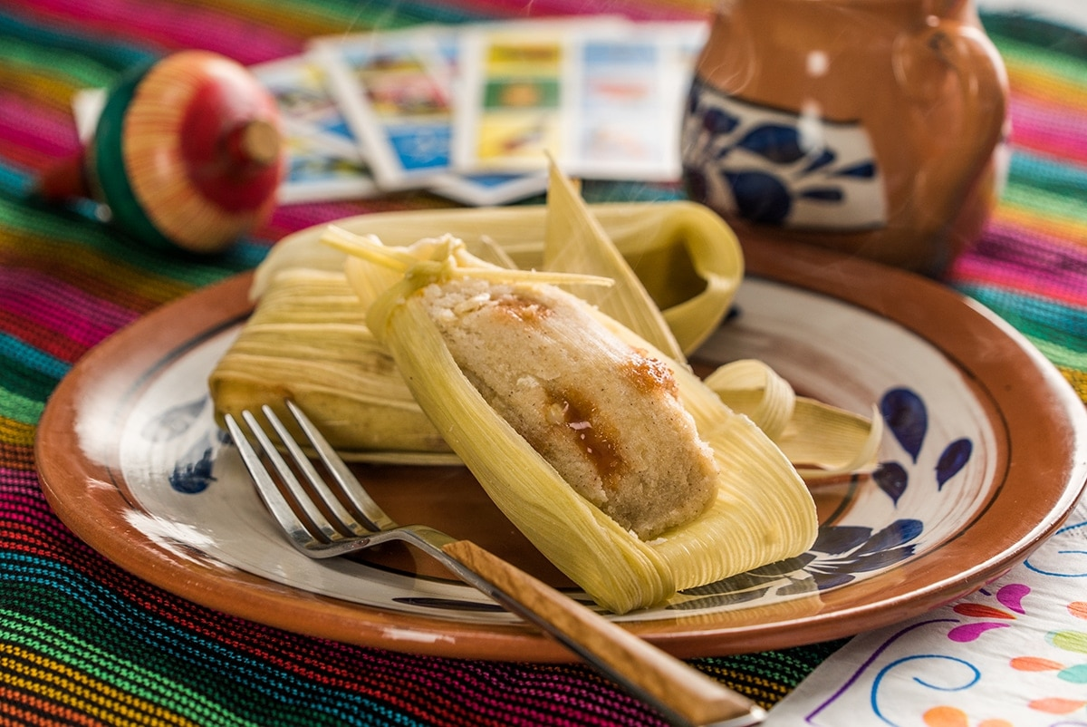 De chile, de dulce y de manteca | Tamales veracruzanos