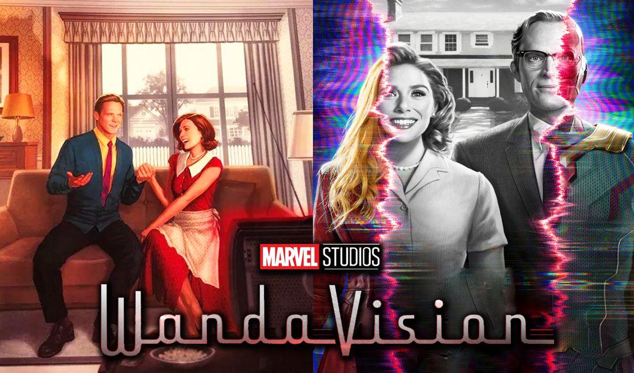 Todo lo que debes saber de WandaVision, la nueva serie de Disney+