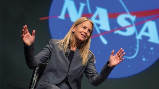 Dava Newman, primera ingeniera en alcanzar una subdirección en la NASA