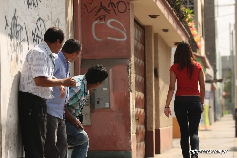 El acoso callejero, una reflexión sobre la expresión de la sexualidad de los hombres