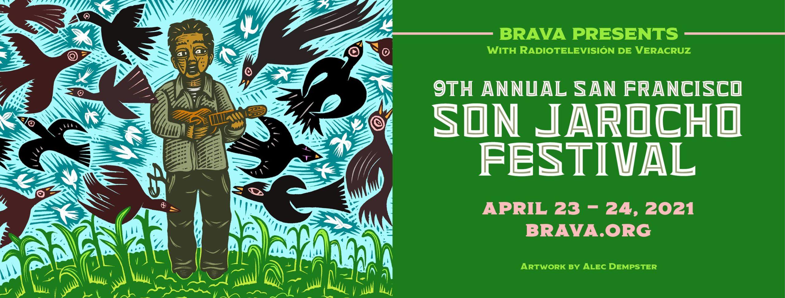 9º th annual San Francisco Son Jarocho Festival
