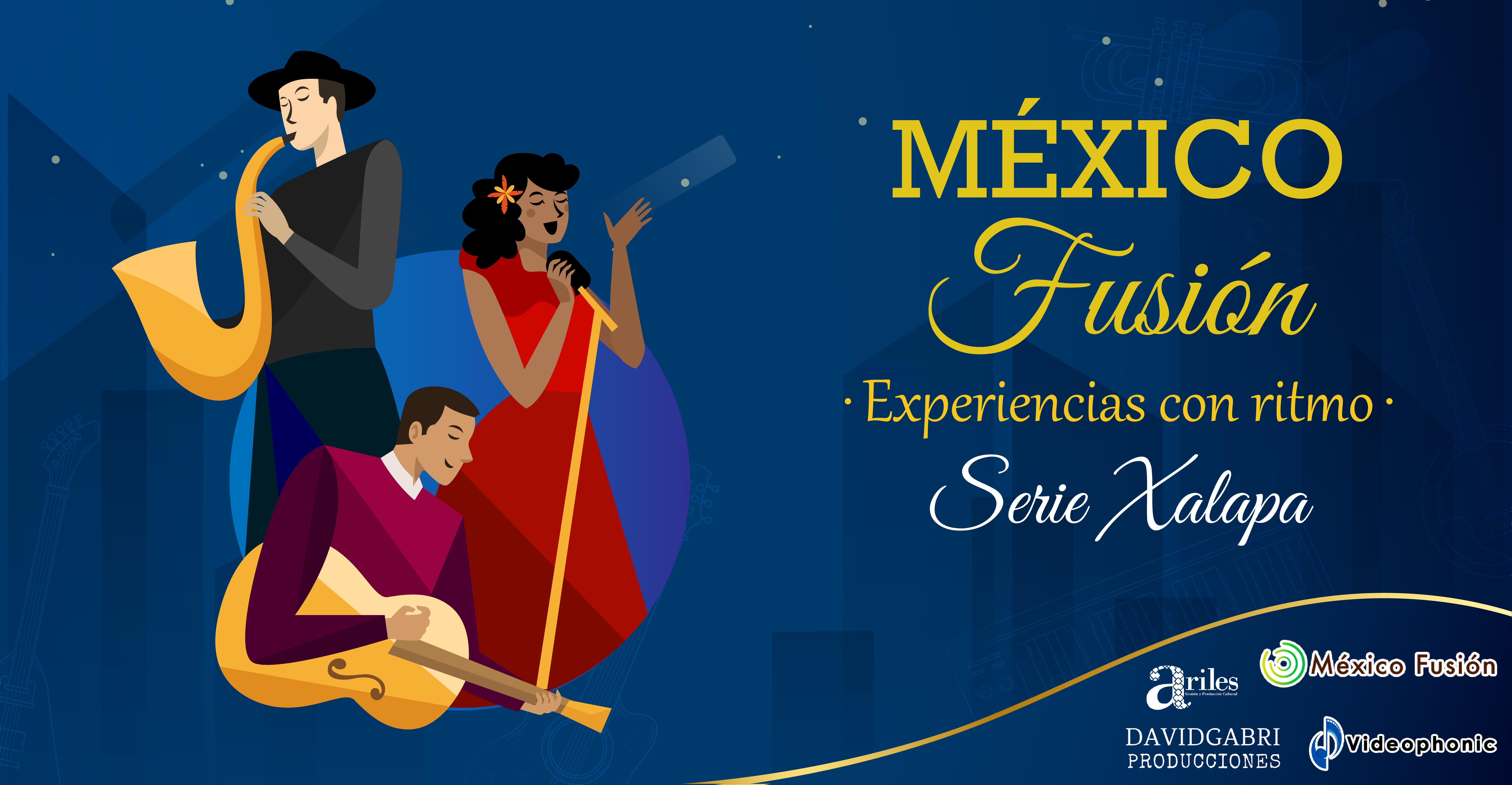 """""""México Fusión"""", la mejor música de cámara vía streaming"""