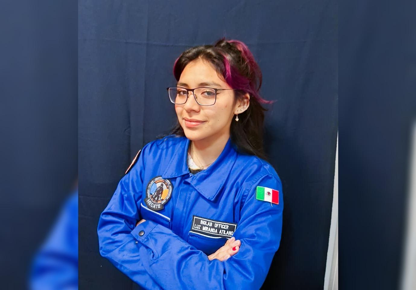 De Naranjos, Veracruz al espacio