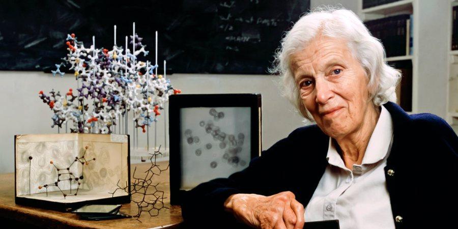 Dorothy Crowfoot-Hodgkin, la reina de la cristalografía de biomoléculas
