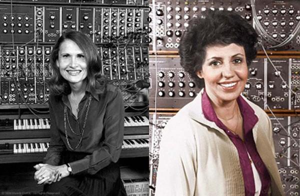 La amistad que llevó a que el público oyera los sintetizadores por primera vez
