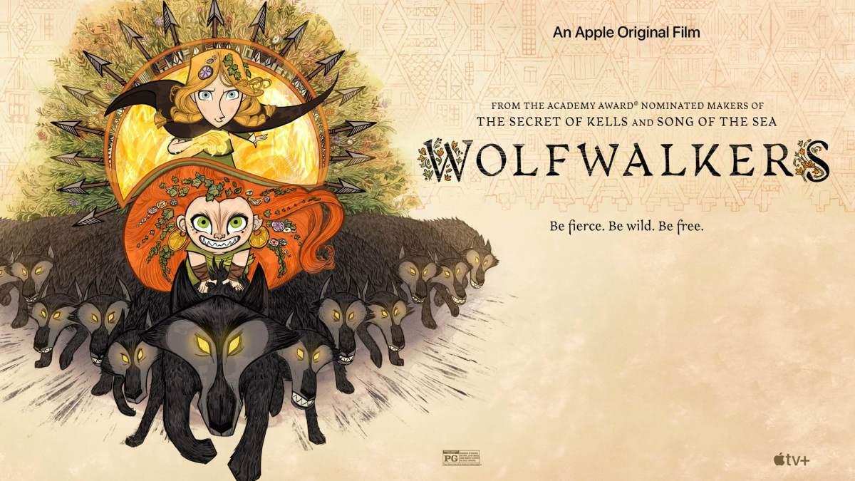 Wolfwalkers: Espíritu de lobo. Una hermosa fábula cinematográfica artesanal llena de criaturas, superstición y magia.