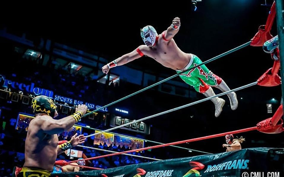 Los ponemos frente a frente: Lucha libre mexicana vs WWE
