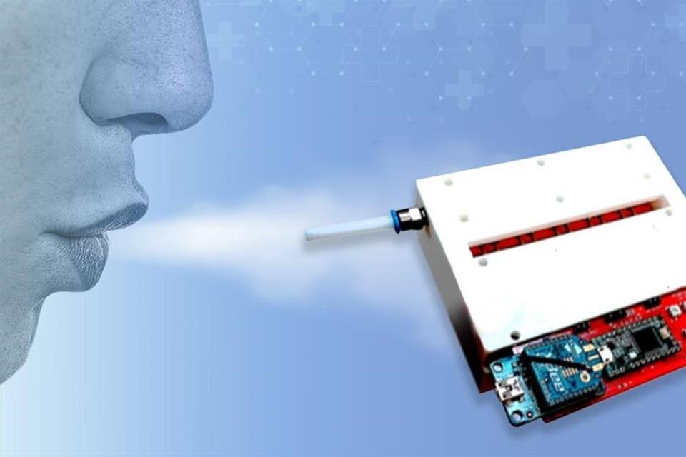 UNAM desarrolla nariz electrónica que detecta enfermedades