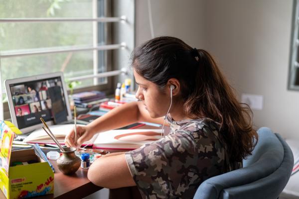 Los adolescentes y el COVID-19: retos y oportunidades
