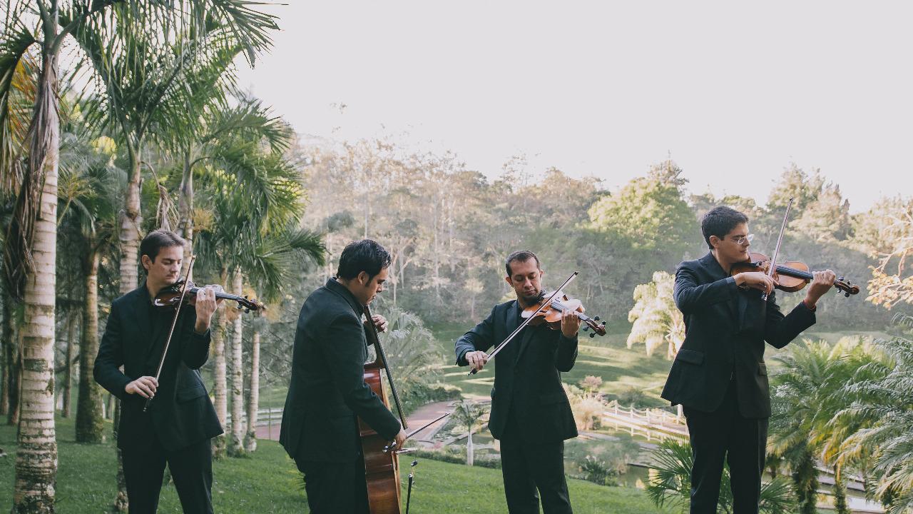 Cuarteto Chroma, sensibilidad y virtuosismo