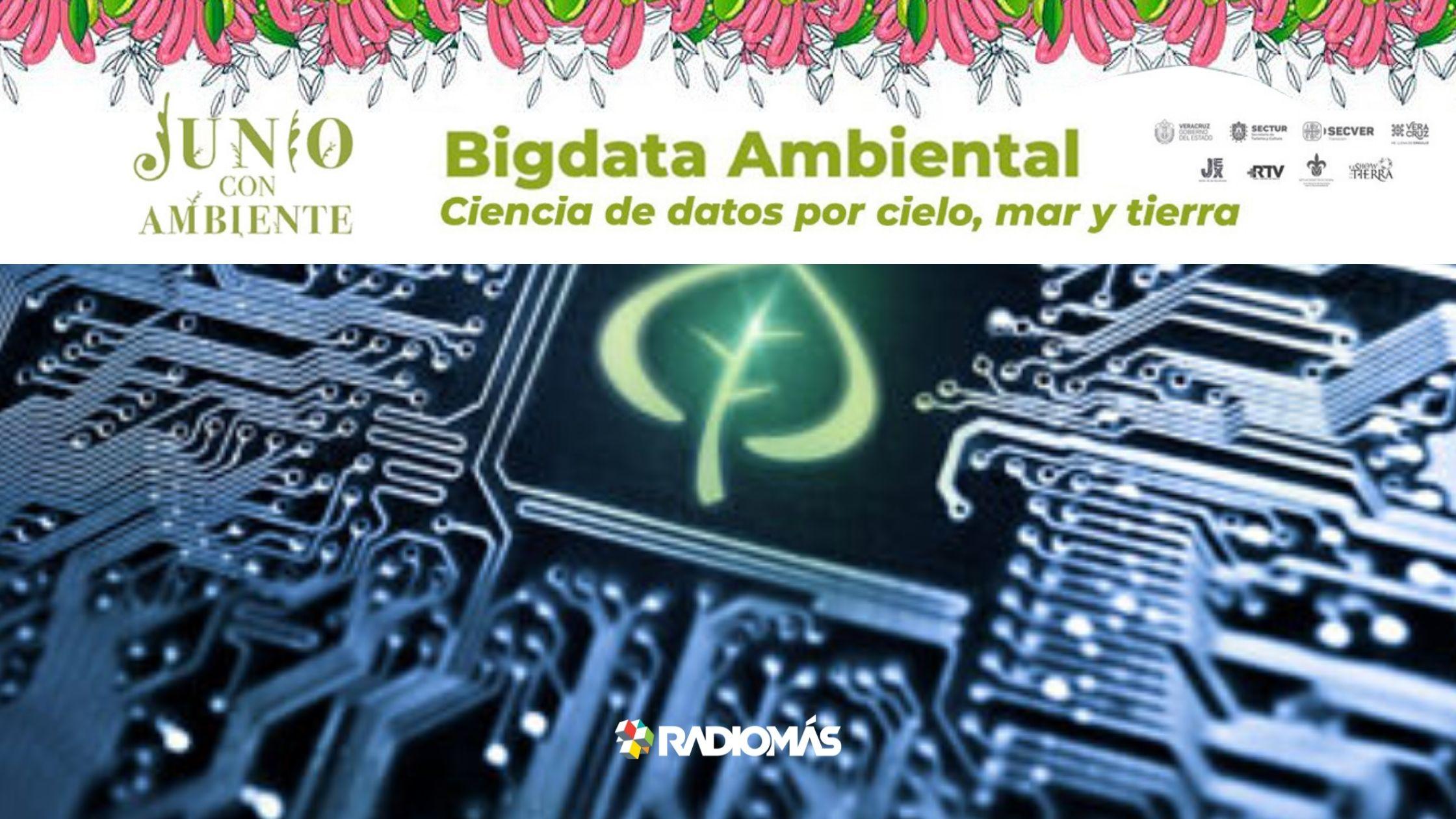 Bigdata ambiental: ciencia de datos por cielo, mar y tierra