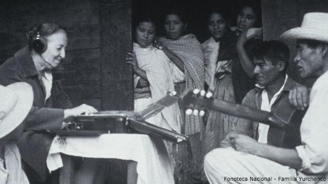 Henrietta Yurchenco, pionera de la grabación de campo en México