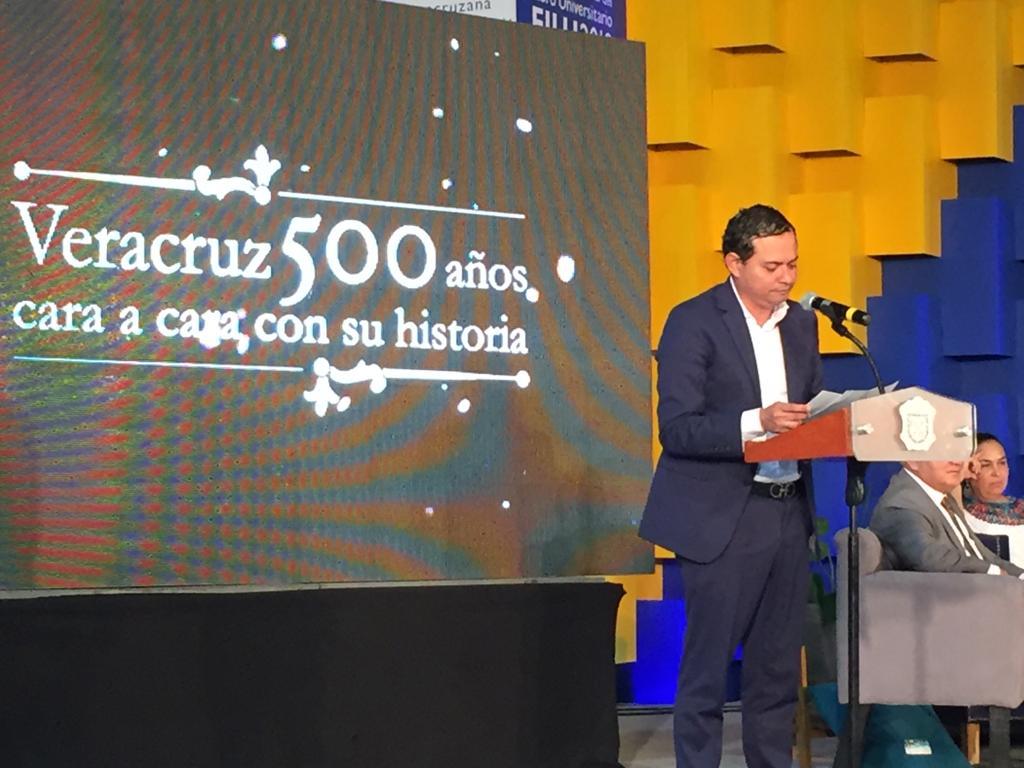Presentación del documental: Veracruz 500 años